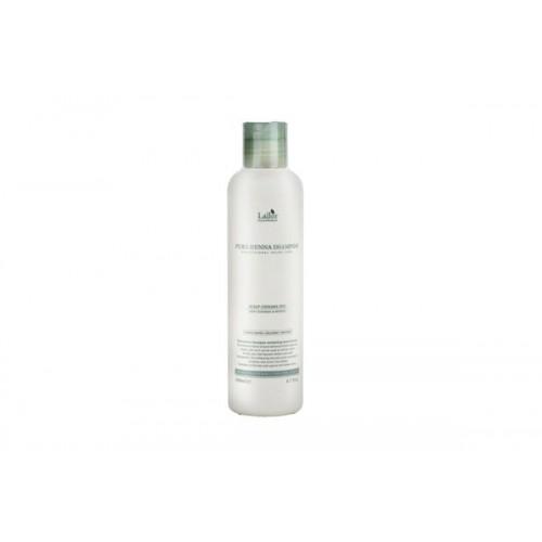 Шампунь для волос с хной укрепляющий Pure Henna Shampoo