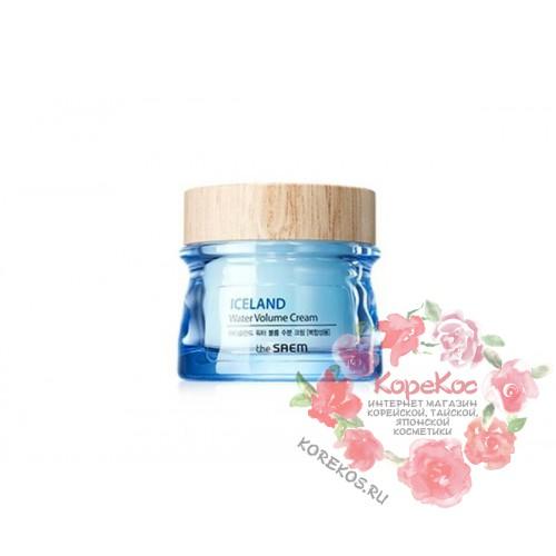 Крем минеральный для комбинированной кожи Iceland Water Volume Hydrating Cream (For Combination Skin)