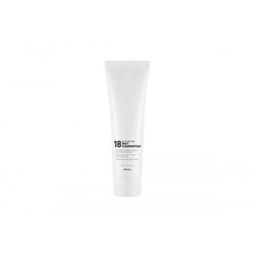 Пенка для молодой кожи A'PIEU 18 Daily Cleansing Foam