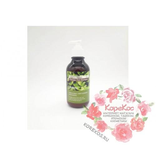 Бальзам для волос c настоем целебных трав INOFACE Fresh herb Rinse