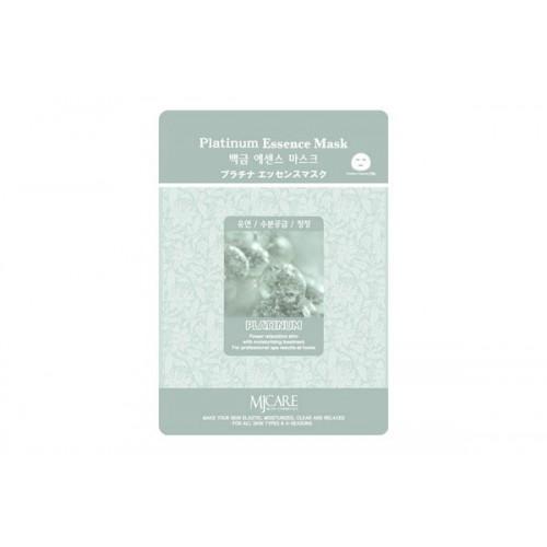 Маска тканевая платина Platinum Essence Mask