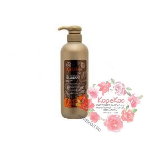 Шампунь (аргана) Rossom Argan Shampoo