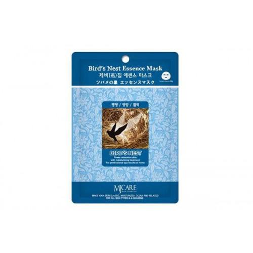 Маска тканевая ласточкино гнездо Bird`s Nest Essence Mask