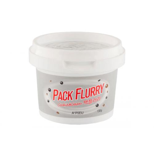 Маска-скраб для лица A'PIEU Pack Flurry (Cookie&Cream)
