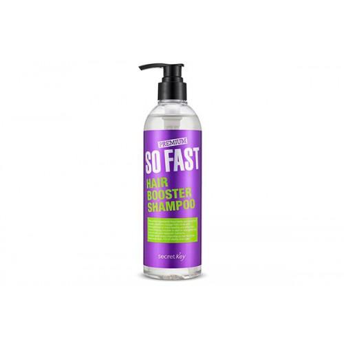 Шампунь для быстрого роста волос So Fast Hair Booster Shampoo