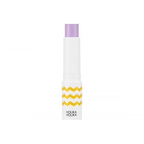 Цветной корректор для макияжа против тусклости кожи Holika Holika Holipop Correcting Bar Berry stick