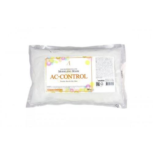 Маска альгинатная для проблемной кожи, акне (пакет) 240гр AC Control Modeling Mask / Refill 240гр