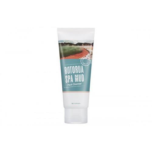 Очищающая маска с целебной грязью Роторуа MISSHA Rotorua Spa Mud Pack Cleanser