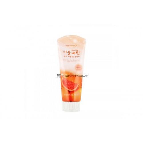 Пенка осветляющая с экстрактом грейпфрукта Clean Dew Red Grape Fruit Foam Cleanser