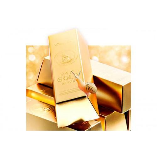 Пенка для умывания МУЦИН УЛИТКИ И ЗОЛОТО 24K Gold Snail Cleansing Foam