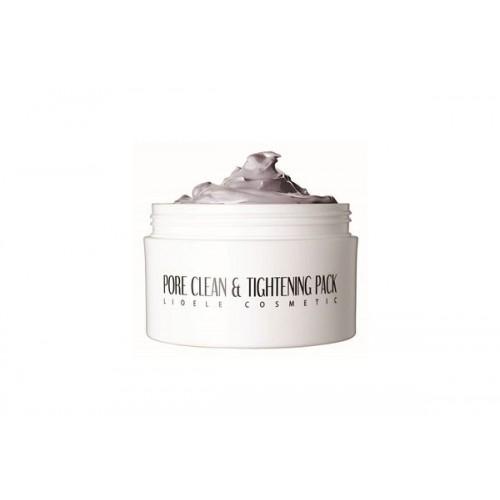 Маска для очищения и сужения пор Lioele Pore Clean & Tightening Pack