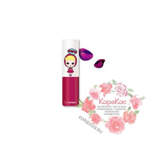 Жидкий гель для губ с тату эффектом OOPS Angel Lip Tatoo 03 Lovely iris