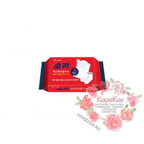 Мыло хозяйственное от пятен Sokki Stain Remover Soap