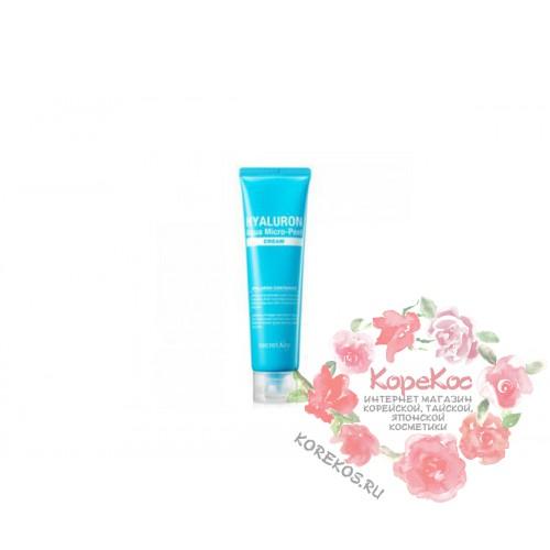 Крем гиалуроновый Hyaluron Aqua Micro-Peel Cream