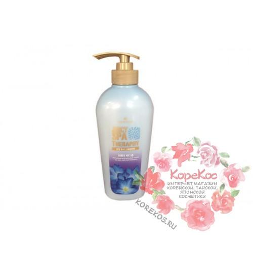 Гель для душа лаванда Rossom Body Cleanser - lavender fragrance