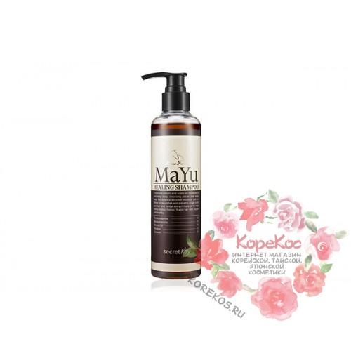 Шампунь укрепляющий MAYU Healing Shampoo