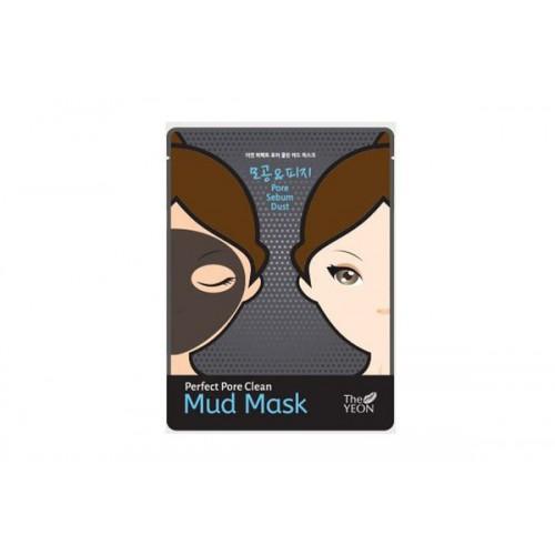 Маска глиняная для очищения пор TheYEON Perfect Pore Clean Mud Mask