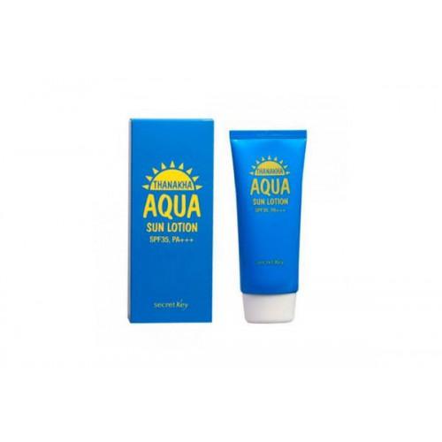 Лосьон солнцезащитный увлажняющий Thanakha Aqua Sun Lotion SPF35,PA+++