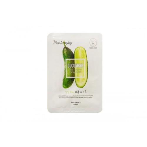 Маска для лица увлажняющая Kwailnara Cucumber Hydrating Facial Mask
