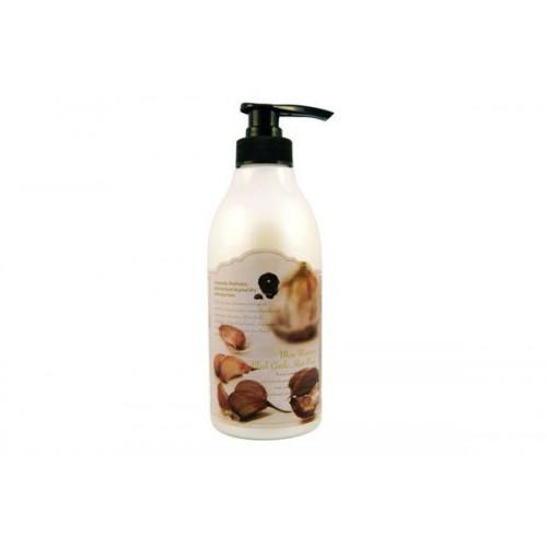 Маска для волос ЧЕРНЫЙ ЧЕСНОК More Moisture Black Garlic Hair Pack 500 ml