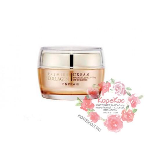 Крем для лица с коллагеном Enprani Premier Collagen Cream