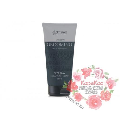 Жидкое мыло GROOMING DEEP PLAY Sebum&Oil Control