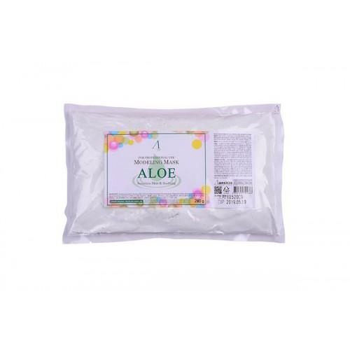 Маска альгинатная с экстрактом алоэ успокаивающая Aloe Modeling Mask/Refill