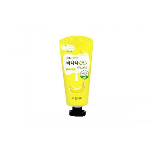 Крем для рук банановый Kwailnara Banana Milk Hand Cream