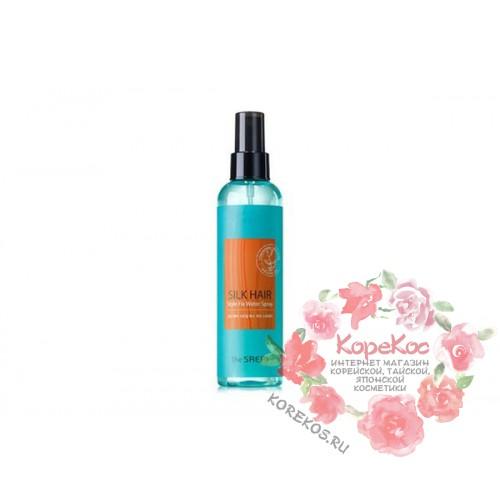 Спрей для укладки волос SILK HAIR Style Fix Water Spray