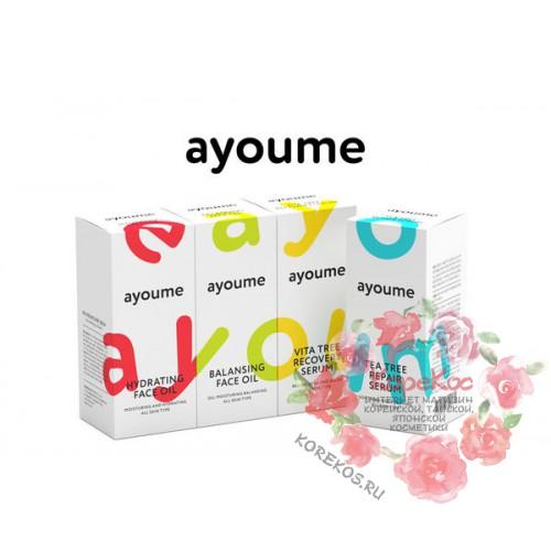 Сыворотка для лица успокаивающая AYOUME Tea Tree Soothing-&-Purifying serum