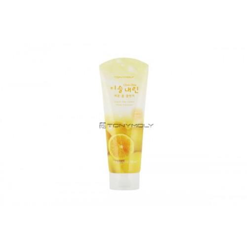 Пенка для умывания лимон Clean Dew Lemon Foam Cleanser