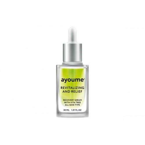 Сыворотка для лица восстанавливающая AYOUME Vita Tree Revitalizing-&-Relief serum