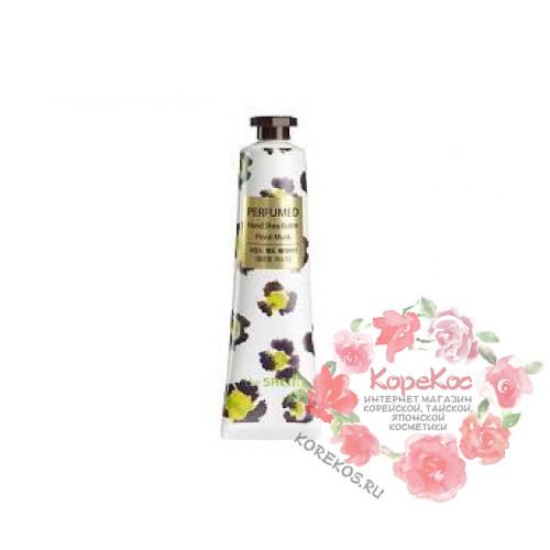Крем-масло для рук Perfumed Hand Shea Butter - Floral Musk