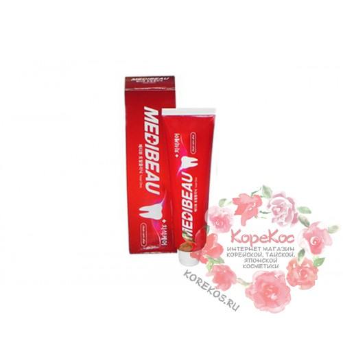 Зубная паста Medibeau Toothpaste Total Clinic