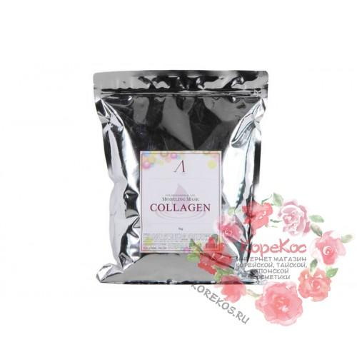 Маска альгинатная с коллагеном укрепляющая Collagen Modeling Mask/Refill 1000 гр
