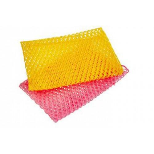 Скруббер для мытья посуды (29 х 30) SOFT MESH SCRUBBER