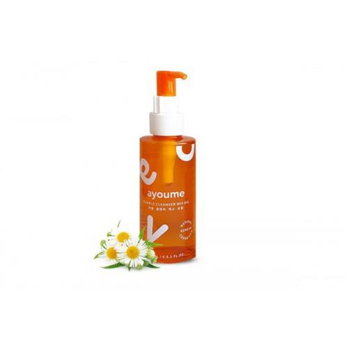 Масло для лица очищающее BUBBLE CLEANSER MIX OIL