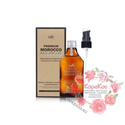 Масло для волос аргановое Premium Argan Hair Oil