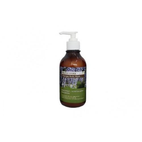 Увлажняющий гель для душа с настоем целебных трав INOFACE Fresh herb Body wash