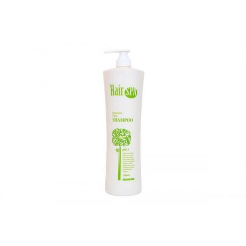 Спа-шампунь укрепляющий Haken Hair Spa Intensive Care shampoo