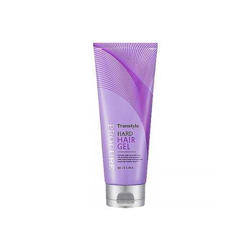 Гель для укладки волос MISSHA Procure Transtyle Hard Hair Gel