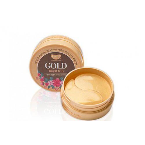Патчи для глаз гидрогелевые с маточным молочком Koelf Gold & Royal Jelly Eye Patch