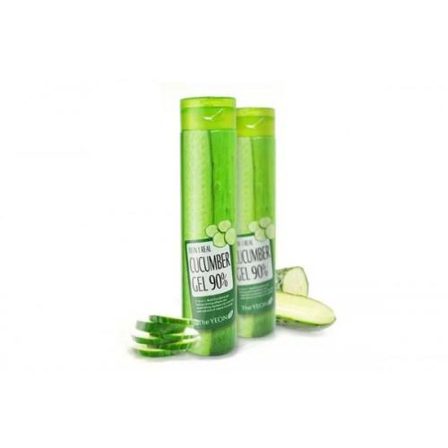 Мультигель с экстрактом огурца 10 в 1 TheYEON 10 in 1 Real Cucumber Gel 90%