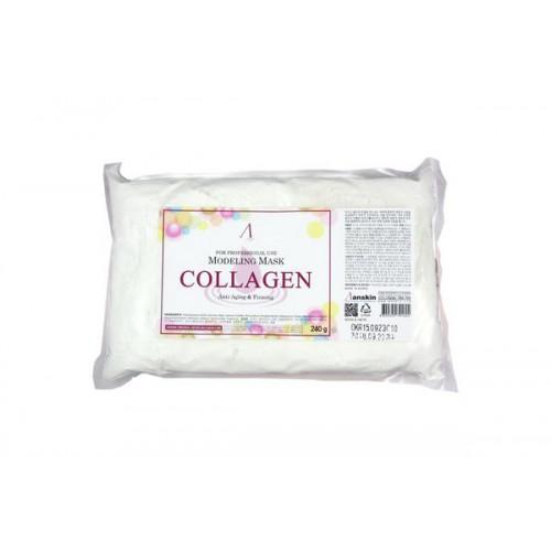 Маска альгинатная с коллагеном укрепляющая Collagen Modeling Mask / Refill 240 гр