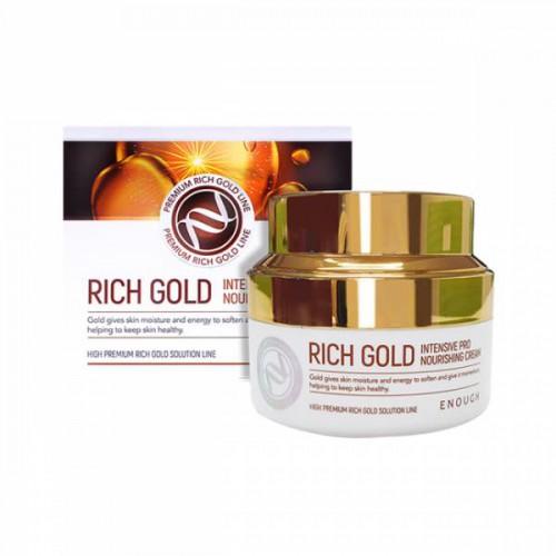 Питательный крем с золотом ENOUGH Rich Gold Intensive Pro Nourishing Cream