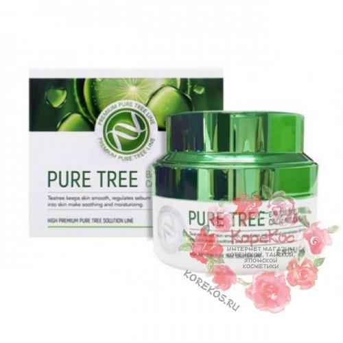 Крем для лица с экстрактом чайного дерева  Pure Tree Balancing Pro Calming Cream