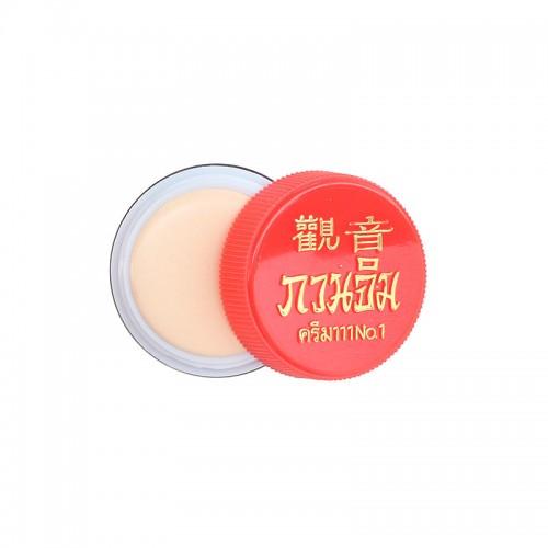 Отбеливающий жемчужный крем  для лица Kuan Im