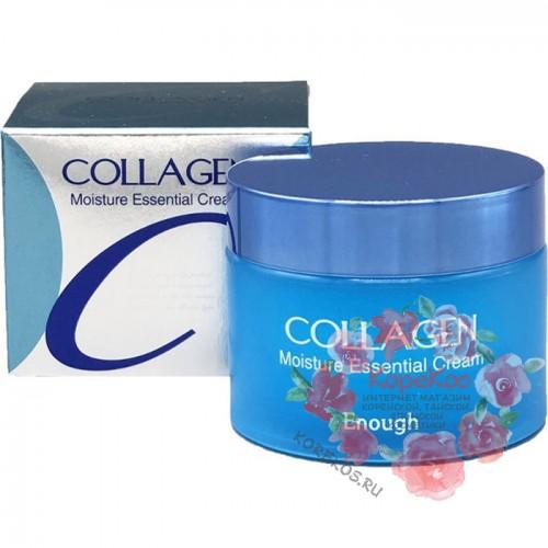 Крем для лица увлажняющий Enough Collagen Moisture Essential Cream