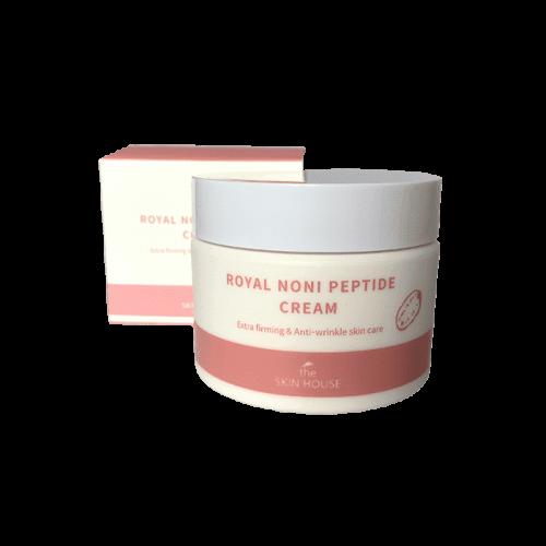 Крем  для лица с пептидами и экстрактом нони Roya lNoni Peptide Cream