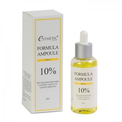 Сыворотка для лица с витамином С FORMULA AMPOULE VITA C